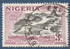NIGERIA  SG 73  (B433) Good  Used  with unknown  cds