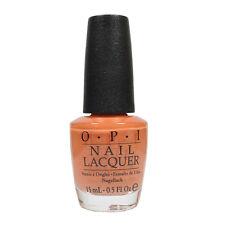 OPI Nail Polish Lacquer W59 Freedom Of Peach 0.5oz 15ml