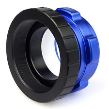"""M42 to 1.25"""" Coaxial Locking Mount Adapter for Astronomy Telescope Eyepieces"""