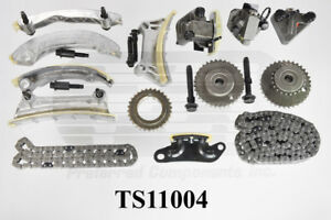 Preferred Components TS11004 Timing Set for Buick Cadillac Chevy GMC 3.6