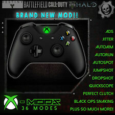 XBOX ONE RAPID FIRE CONTROLLER - NEW IMPROVED MOD - BEST ON EBAY! - Green LED