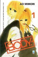 manga STAR COMICS BODY COMPLETA 1/15