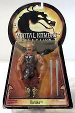 *VERY RARE* Mortal Kombat : Deception - Baraka Action Figure