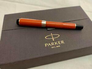 Parker Duofold Centennial Big Red Fountain Pen