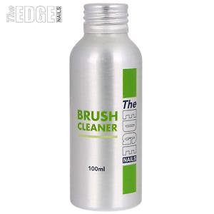 Edge Nails Acrylic Brush Cleaner 100ml For Acrylic/Uv Gel on Brushes