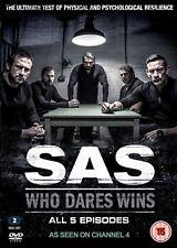SAS: Who Dares Wins Series One (DVD)