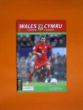 FIFA World Cup calificador-Gales V Austria - 26th 2005 de marzo