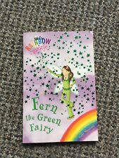 Rainbow Magic Fairy Book No 4 Fern the Green Fairy