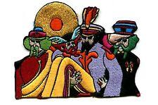 Beatles:Ringo John George Paul Beatles Sgt Pepper's Lonely Cœurs Club Patch