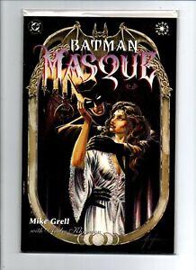 Batman Masque - Elseworlds - Prestige Format Graphic Novel - NM