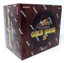 Yu-gi-oh! Yugioh Gold Series 3 Factory Sealed English Display Box