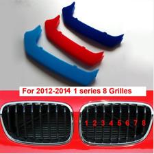 BMW M SPORT GRILL 3 COLOUR COVER SPORTS STRIP 1 SERIES - F20 F21 8 Grills 12-14
