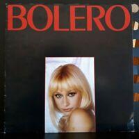 Rare LP 33T - Raffaella Carra – Bolero ( Italo-Disco) or.italy 1984  CGD 20447