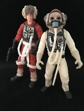 Star Wars Vintage Collection VC63 Keyan Farlander B-Wing Pilot Loose + Ten Numb