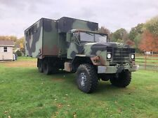 1991 Bmy M934A2 Rrd Rebuild Expandable Van Truck Offroad Rv Overland