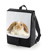CUTE BUNNY PET BACK PACK BAG BAGBASE RUCKSACK KNAPSACK BACK TO SCHOOL ANIMAL