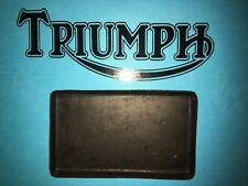 Triumph 650cc 750cc T120 T140 E ES V TR6 TR7 Battery Support Rubber Pad 82-8091