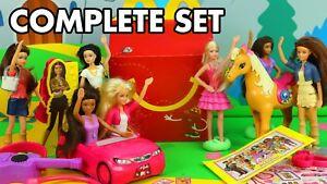 McDonalds  Barbie  Strawberry Shortcake  Polly Pocket  iCarly  Littlest Pet Shop