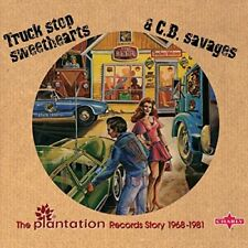 Truck Stop Sweethearts and CB Savages [CD]