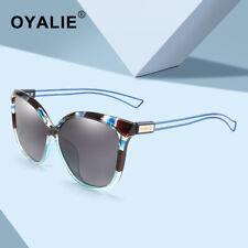 Women Polarized Sunglasses Outdoor Driving Round Retro Travel Fashion Glasses