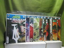GREEN ARROW REBIRTH #1 ONE SHOT #1, 2, 3, 4, 5, 6, 7,8,9,10 LOT - 1st PRINTINGS