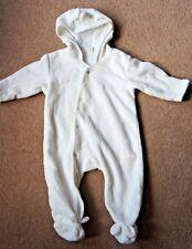 Morris Mouse/Happy Camel Hooded Fleecy Snowsuit Age 6-9 months Warm & Snug