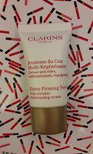 Clarins Extra-Firming Neck Anti-wrinkle Rejuvenating Cream Anti-Rides 15ml