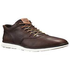 Calzado de hombre marrón, talla 46