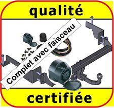ATTELAGE Opel Combo C Camionnette 2001 à 2011 + faisceau 13 broches complet neuf