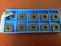 Valenite Indexable Carbide Turning Inserts SNMG120416-M5 SNMG434-M5 5625 Qty.10