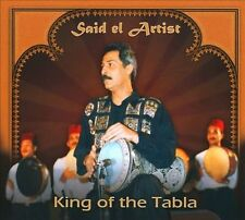 Said El Artist - King Of The Tabla - Percussion Drum Bellydance Egyptian