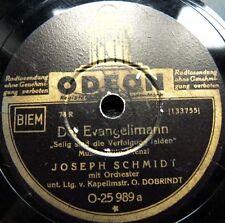 0756/Joseph Schmidt-la evangelimann-Bienheureux les persécutions souffrent-gomme laque