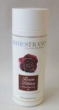 (6,45€/100ml) Badestrand Rosenblüten Hautmilch 200ml ohne Parabene und  PEGs