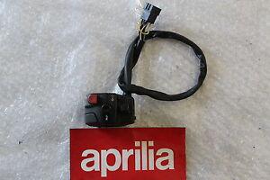 Aprilia RSV Mille Tuono 1000 Rp Switch Unit Left #R5420