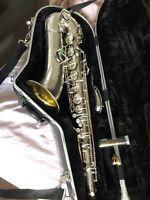 "Conn 1930 ART DECO, New Wonder II – ""Chu Berry"" Tenor Saxophone With Gold Bell."