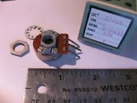 IRC CF-63 Potentiometer Section 50K 50000 Ohm 1/2W - NOS Qty 1