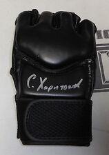 Sergei Kharitonov Signed MMA Glove PSA/DNA Autograph Bellator Pride StrikeForce