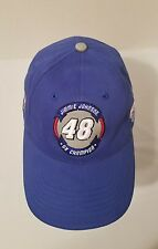 Jimmie Johnson #48 Team Lowe's Racing 5X Champion  Hendrick Motorsports Hat Cap