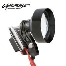 Lightforce spotlight 170mm Striker HID Remote mounted 12v 50w 5000K Lamping roof
