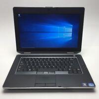 DELL LATITUDE E6430 14in Laptop I5 8GB 128SSD 10 or 7 Pro 100 in Stock Refurbish