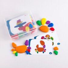 Rainbow Pebbles pk 36 mathematics pattern skills and motor skills SEN