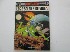 YOKO TSUNO T6 1977 TBE LES 3 SOLEILS DE VINEA BROCHE SOUPLE