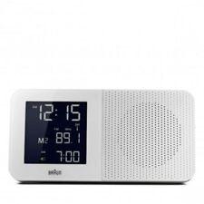 Radio réveil blancs pour la cuisine