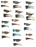NFL AND NCAA Team SPORT WRAP Sunglasses UV 400 PICK Your Team FREE SHIPPING USA