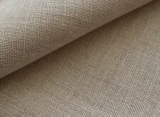 Natural 25 count Zweigart Dublin Linen evenweave fabric 50 x 140 cm