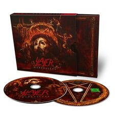 SLAYER - REPENTLESS  CD + DVD LIMITED DIGIPACK SLIPCASE NEUF