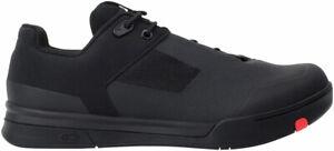 Crank Brothers Mallet Lace Men's Shoe - Black/Red/Black, Size 10.5