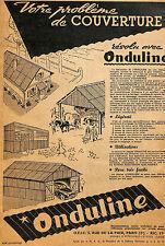 45 PITHIVIERS ONDULINE PUBLICITE 1954