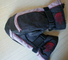 THE NORTH FACE BLACK SKI SNOWBOARD MOUNTAINEERING MITS SIZE L