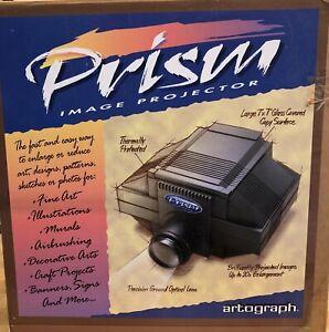 Artograph Prism 225-090 Opaque Professional Art Projector Image Enlargement